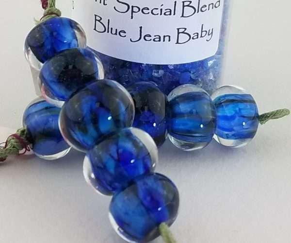 Blue Jean Baby frit