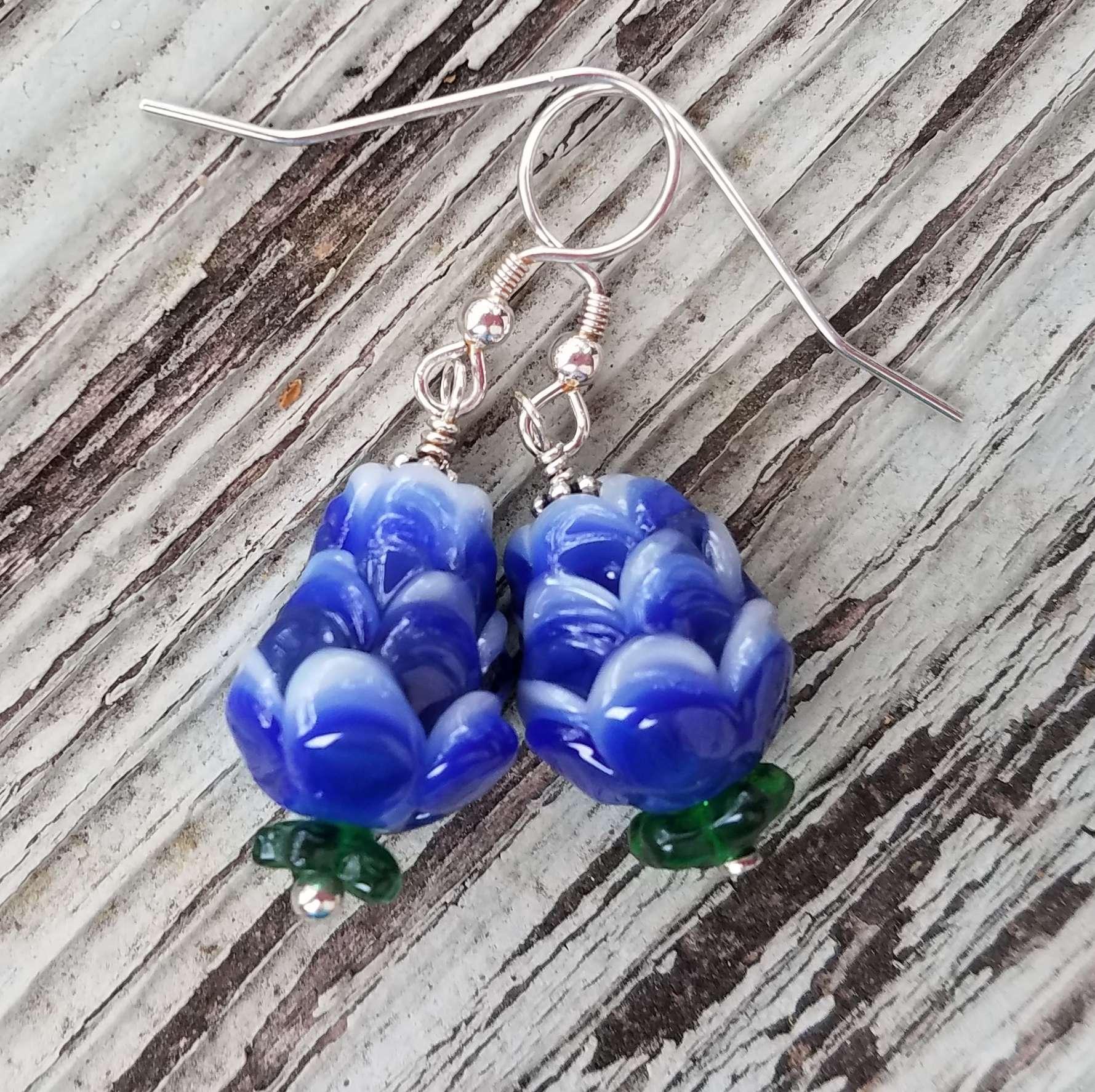 Bluebonnet Earrings